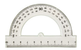 Protractor Stock Photography