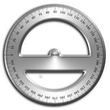 Protractor Royalty Free Stock Photos
