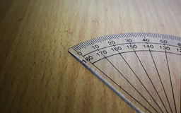 protractor Royalty Free Stock Image