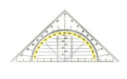 Protractor / ruler Stock Photos