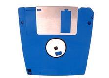 Protrair de disco flexível Imagens de Stock Royalty Free