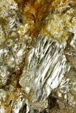 Protuberância da prata fotografia de stock