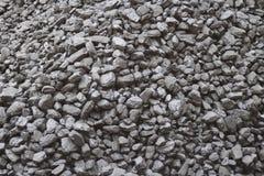 Protuberâncias do combustível preto de carvão imagem de stock royalty free