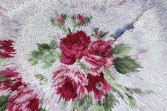 Protuberancia floral abstracta del fondo, textura Foto de archivo