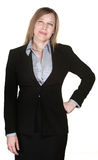 Proud Business Lady Royalty Free Stock Photo
