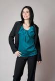 Proud business woman Stock Photos