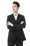 The proud businessman Royalty Free Stock Images