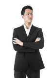 The proud Businessman Royalty Free Stock Image