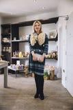 Proud Businesswoman Portrait Royalty Free Stock Image