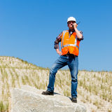 Proud Contractor Stock Photos