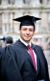 Proud graduate Stock Images
