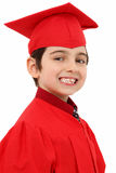 Proud Kindergarten Graduate Child Stock Photos