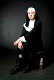 Proud Nun Stock Photos