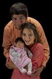 Proud parents Stock Photography