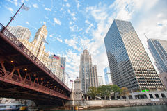 We proud of such a great city Chicago Stock Photography