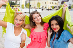 Proud Women Royalty Free Stock Photography
