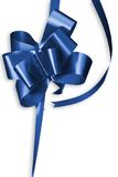Proue bleue Photo stock