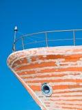 Proue de bateau Image stock