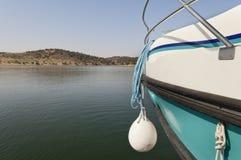 Proue de bateau Image libre de droits