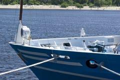 Proue du bateau Images libres de droits