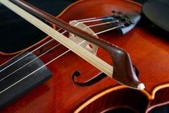 Proue et violon photo libre de droits
