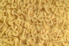 Proues de pâtes Photographie stock
