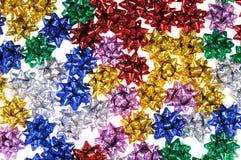 Proues multicolores Photos libres de droits