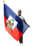 Pround Haitian Tween Stock Images