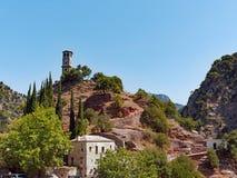 Free Proussos Monastery, Karpenisi, Greece Royalty Free Stock Photo - 98830205