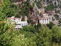 Free Proussos Monastery, Karpenisi, Greece Royalty Free Stock Image - 98904266