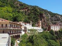 Free Proussos Monastery, Karpenisi, Greece Stock Photos - 98904353