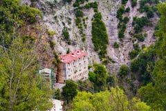 Free Proussos Monastery Near Karpenisi Town In Evrytania - Greece Royalty Free Stock Image - 121975966