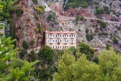 Free Proussos Monastery Near Karpenisi Town In Evrytania - Greece Royalty Free Stock Image - 121984296