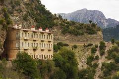 Free Proussos Monastery Near Karpenisi Town In Evrytania - Greece Royalty Free Stock Photo - 122358455