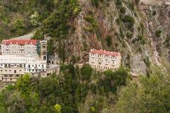 Free Proussos Monastery Near Karpenisi Town In Evrytania - Greece Stock Photos - 122971823