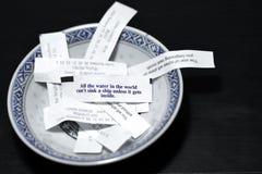 Provérbio inspirador imagem de stock royalty free