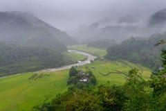 Província da montanha Imagens de Stock
