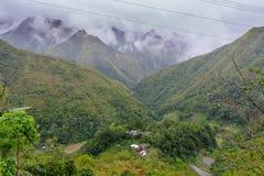 Província da montanha Fotos de Stock