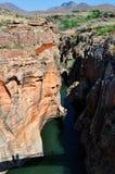 Província de África do Sul, do leste, Mpumalanga Foto de Stock