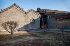 Província de Dingzhou, Hebei, gongo Yuan Imagem de Stock