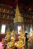 A província de Phetchaburi, Tailândia tem Wat Mahathet é antiga sobre 200 anos Fotos de Stock Royalty Free
