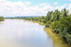 Província do kong do Koh em Kingdom of Cambodia perto da beira de Tailândia Fotos de Stock Royalty Free