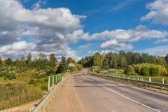 Província do russo Foto de Stock Royalty Free