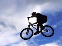 prova 1 della bici Fotografie Stock