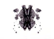 Prova di Rorschach illustrazione di stock