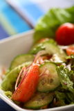 Provansial salad Stock Photography