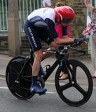 Prove a cronometro olimpiche 2012 Immagini Stock Libere da Diritti