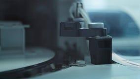 Prove nel laboratorio medico moderno IV video d archivio