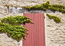 Provençal Architecture Royalty Free Stock Photography