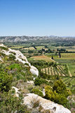 The Provençal Countryside Royalty Free Stock Images